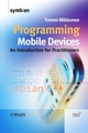 Programming Mobile Devices: An Introduction for Practitioners (0470057386) cover image