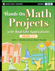 Hands-On Math Projects with Real-Life Applications, Grades 3-5 (0470261986) cover image