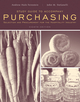 Purchasing: Selection and Procurement for the Hospitality Industry, Study Guide, 8th Edition (0470316586) cover image