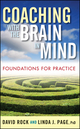 Coaching with the Brain in Mind: Foundations for Practice (0470405686) cover image