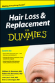 Hair Loss and Replacement For Dummies (0470452986) cover image