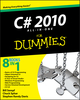 C# 2010 All-in-One For Dummies (0470563486) cover image