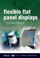 Flexible Flat Panel Displays (0470870486) cover image