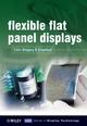 Flexible Flat Panel Displays (0470870486) cover image
