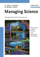 Managing Science: Management for R and D Laboratories  (0471185086) cover image
