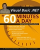 VB .NET in 60 Minutes a Day (0471425486) cover image