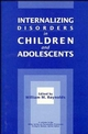 Internalizing Disorders in Children and Adolescents (0471506486) cover image