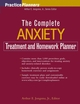 The Complete Anxiety Treatment and Homework Planner (0471645486) cover image