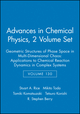 Advances in Chemical Physics, Volume 130, 2 Volume Set: Geometric Structures of Phase Space in Multi-Dimensional Chaos: Applications to Chemical Reaction Dynamics in Complex Systems (0471711586) cover image