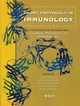 Short Protocols in Immunology (0471715786) cover image