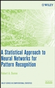 A Statistical Approach to Neural Networks for Pattern Recognition (0471741086) cover image