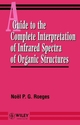 A Guide to the Complete Interpretation of Infrared Spectral of Organic Structures (0471939986) cover image