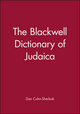 The Blackwell Dictionary of Judaica (0631187286) cover image
