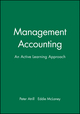 Management Accounting: An Active Learning Approach (0631195386) cover image