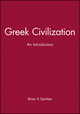Greek Civilization: An Introduction (0631205586) cover image