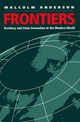 Frontiers: Territory and State Formation in the Modern World (0745620086) cover image