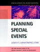 Planning Special Events (0787952486) cover image