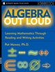 Algebra Out Loud: Learning Mathematics Through Reading and Writing Activities (0787968986) cover image