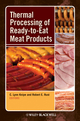 Thermal Processing of Ready-to-Eat Meat Products (0813801486) cover image