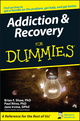 Addiction and Recovery For Dummies (1118069986) cover image