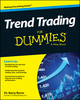 Trend Trading For Dummies (1118871286) cover image