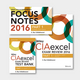 Wiley CIAexcel Exam Review + Test Bank + Focus Notes 2016: Part 1, Internal Audit Basics Set (1119241286) cover image