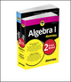 Algebra I Workbook For Dummies with Algebra I For Dummies 3e Bundle (1119387086) cover image