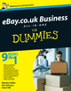 eBay.co.uk Business All-in-One For Dummies (1119997186) cover image