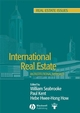 International Real Estate: An Institutional Approach (1405103086) cover image