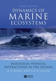 Dynamics of Marine Ecosystems: Biological-Physical Interactions in the Oceans, 3rd Edition (1405111186) cover image