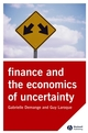 Finance and the Economics of Uncertainty (1405121386) cover image