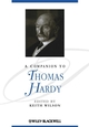 A Companion to Thomas Hardy (1405156686) cover image