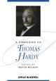 A Companion to Thomas Hardy (1405156686) cover image
