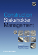 Construction Stakeholder Management (1405180986) cover image