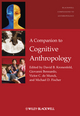 A Companion to Cognitive Anthropology (1405187786) cover image
