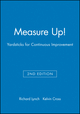 Measure Up!: Yardsticks for Continuous Improvement, 2nd Edition (1557867186) cover image