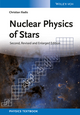 Nuclear Physics of Stars, 2nd, Revised and Enlarged Edition (3527336486) cover image