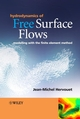 Hydrodynamics of Free Surface Flows: Modelling with the Finite Element Method (0470035587) cover image
