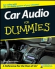 Car Audio For Dummies (0470151587) cover image