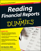 Reading Financial Reports For Dummies, 2nd Edition (0470376287) cover image