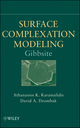 Surface Complexation Modeling: Gibbsite (0470587687) cover image