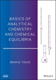 Basics of Analytical Chemistry and Chemical Equilibria (0470592087) cover image