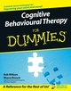 Cognitive Behavioural Therapy for Dummies (0470686987) cover image