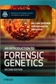 An Introduction to Forensic Genetics, 2nd Edition (0470710187) cover image