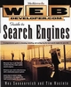 Web Developer.com® Guide to Search Engines (0471246387) cover image