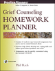 Grief Counseling Homework Planner (0471433187) cover image