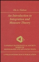 An Introduction to Integration and Measure Theory (0471595187) cover image