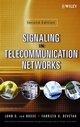 Signaling in Telecommunication Networks, 2nd Edition (0471662887) cover image