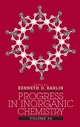 Progress in Inorganic Chemistry, Volume 54 (0471723487) cover image