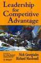 Leadership for Competitive Advantage (0471979287) cover image